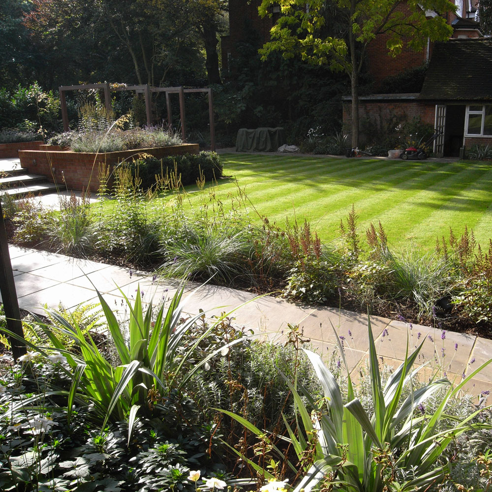 Garden maintenance and landscaping